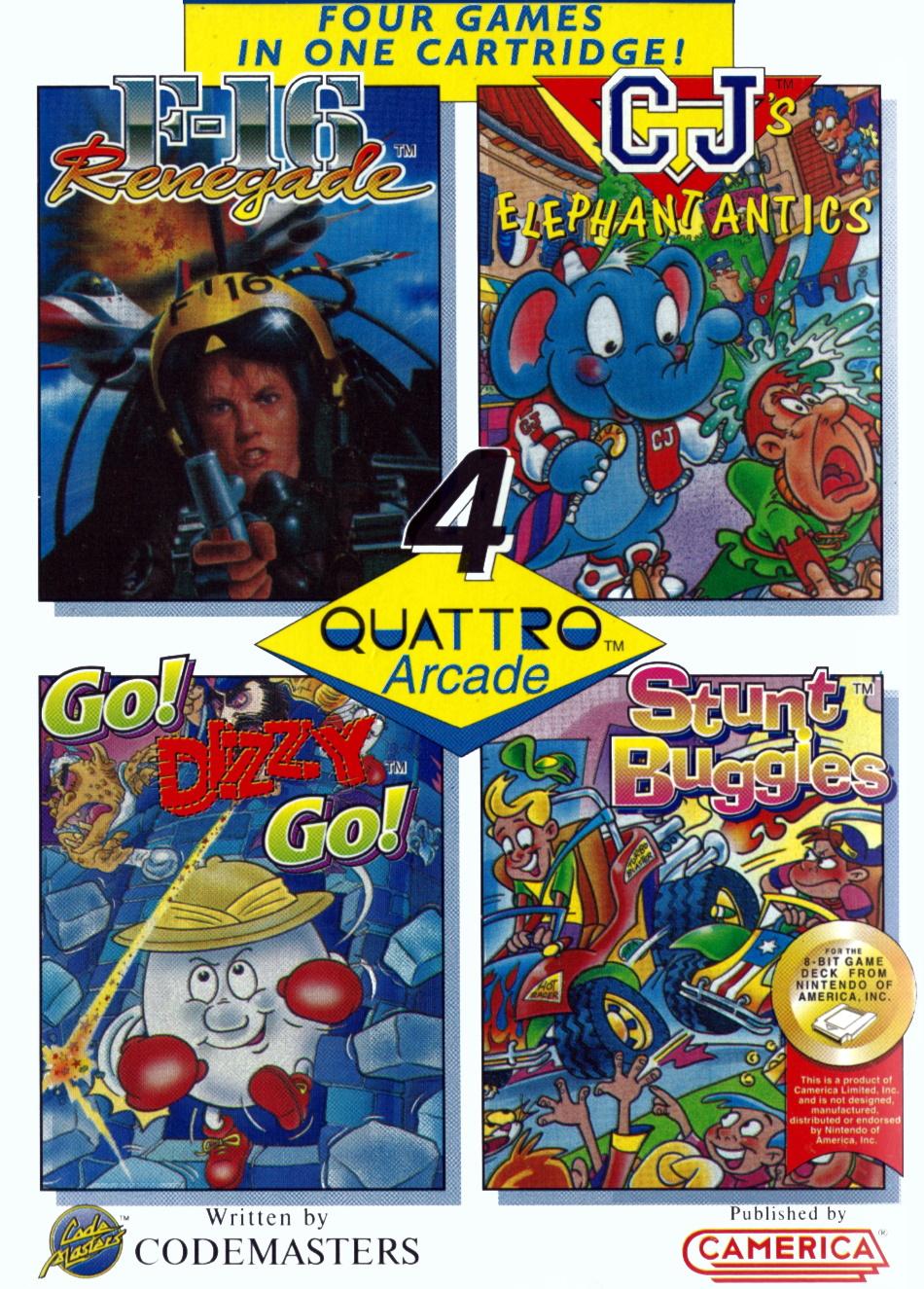 4 Quattro Arcade