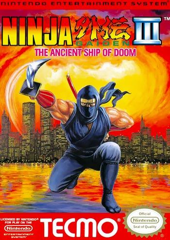 Ninja Gaiden 3 III