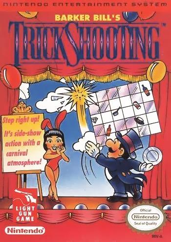 Barker Bills Trick Shooting