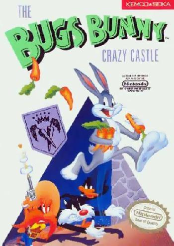 Bugs Bunny: The Crazy Castle