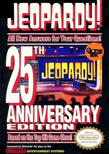 Jeopardy 25th Anniversary