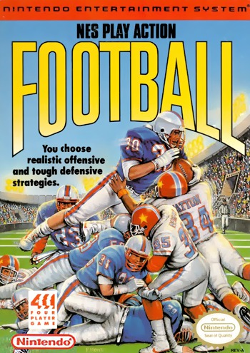 NES Play Action Football