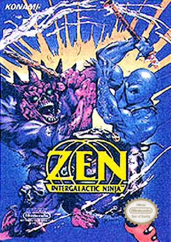 Zen Intergalactic Ninja