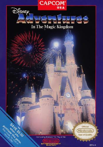 Adventures in Magic Kingdom