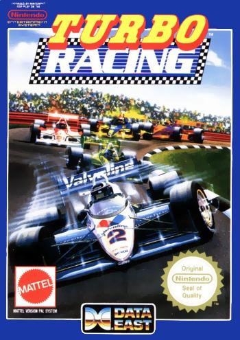Al Unser Jr. Turbo Racing