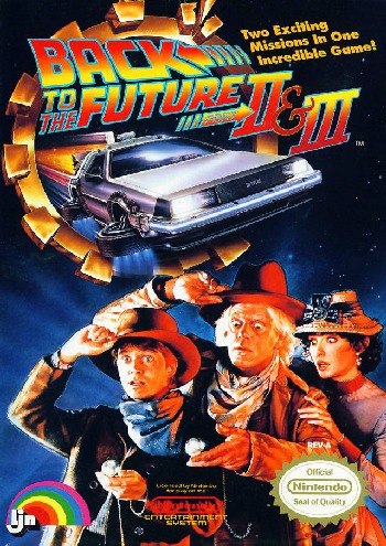 Back to the Future Part 2 & 3