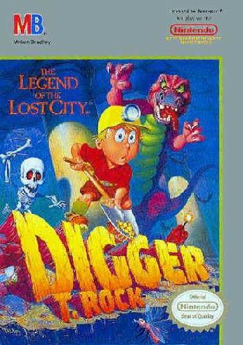 Digger T Rock
