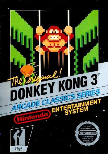 Donkey Kong 3 Original