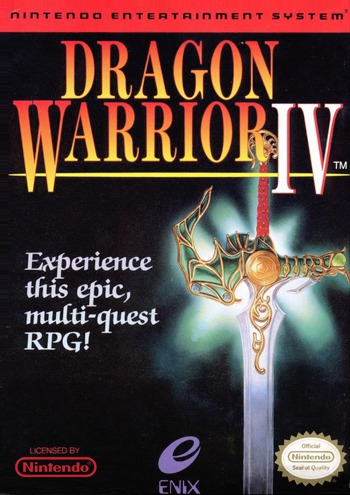 Dragon Warrior 4