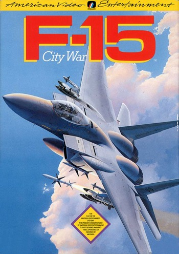 F-15 City War