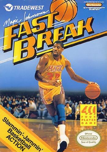 Magic Johnsons Fast Break