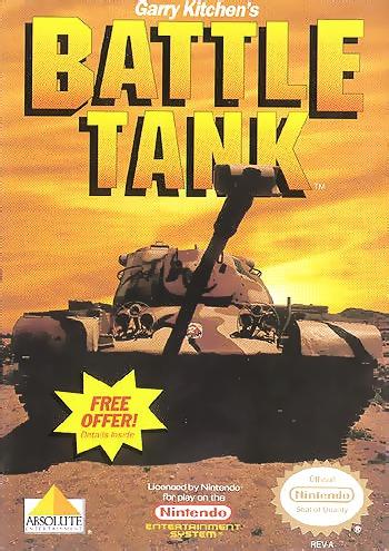 Garry Kitchens BattleTank