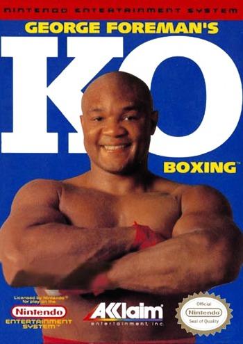 George Foremans KO Boxing
