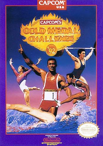 Gold Medal Challenge 92