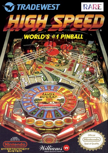 High Speed Pinball