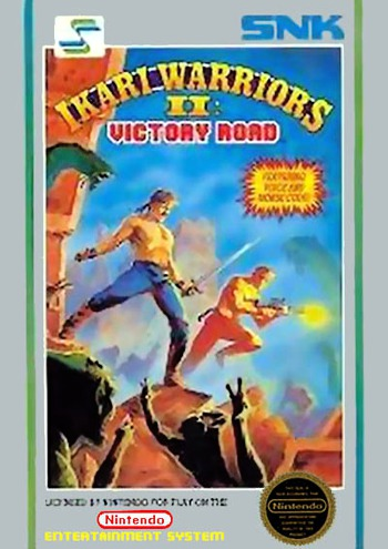 Ikari Warriors 2: Victory Road