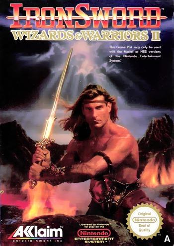 Wizards & Warriors 2
