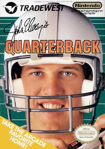 John Elways Quarterback