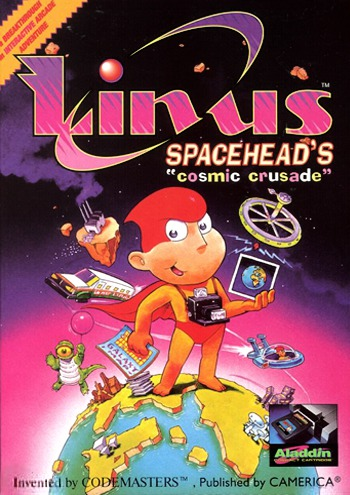 Linus Spaceheads
