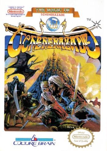 Magic of Scheherazade, The