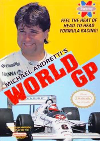 Michael Andrettis World GP