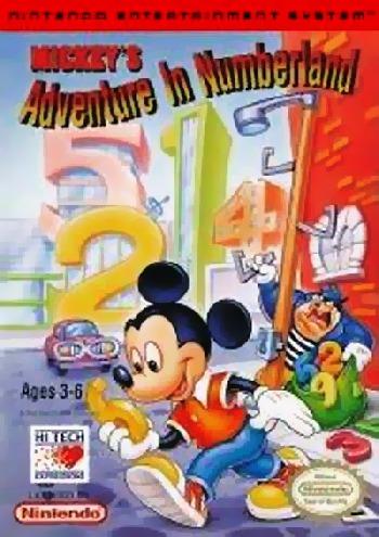 Mickeys Adventures