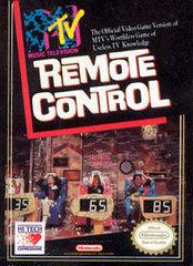 MTVs Remote Control