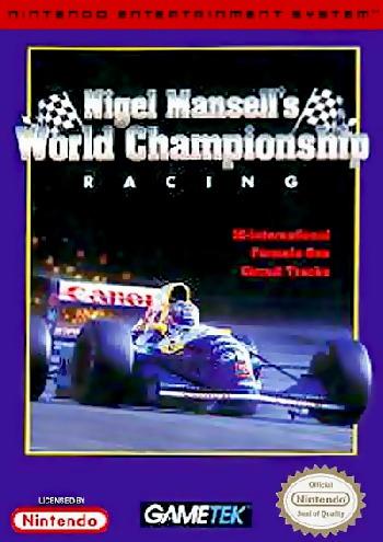 Nigel Mansells