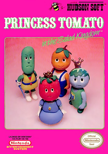 Princess Tomato