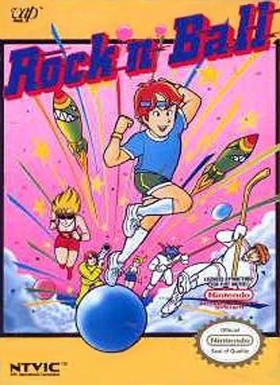 Rock N Ball