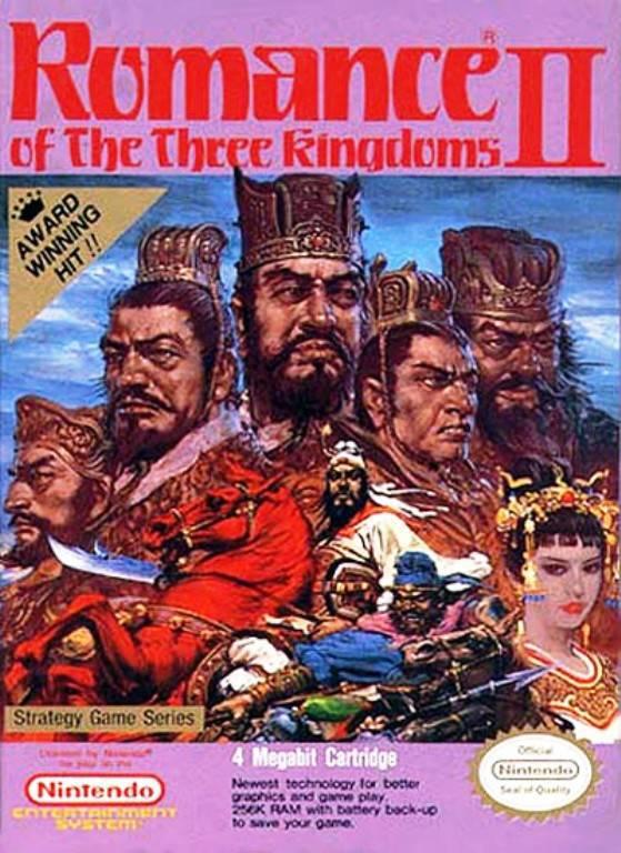 Romance Three Kingdoms 2