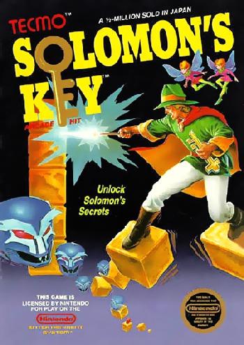 Solomons Key