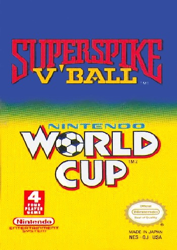 Volleyball & World Cup Soccer
