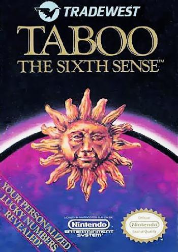 Taboo The 6th Sense