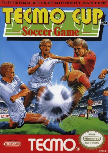 Tecmo Cup Soccer