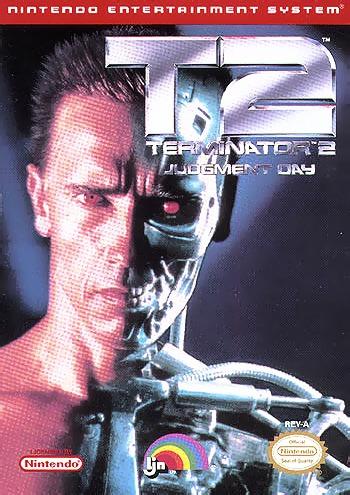 T2: Terminator 2 Judgment Day