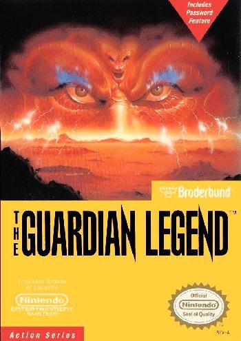 Guardian Legend, The