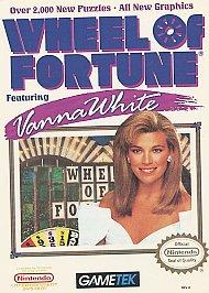 Wheel of Fortune Vanna White