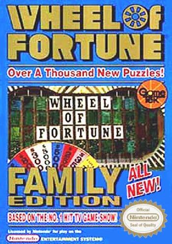 Wheel of Fortune Family