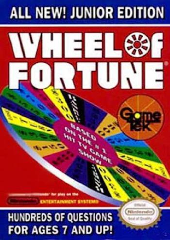 Wheel of Fortune Jr.
