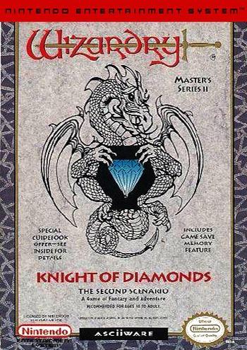 Wizardry 2: Knight of Diamonds