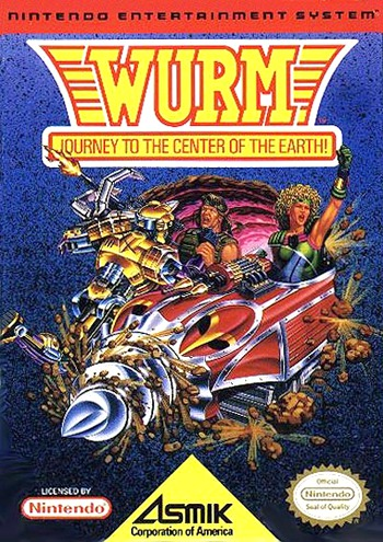 Wurm: Journey to the Center