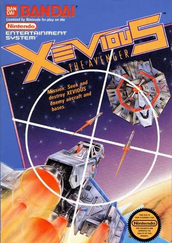 Xevious the Avenger