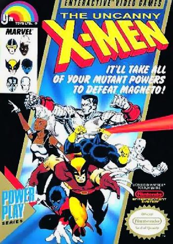 Uncanny X-Men, The