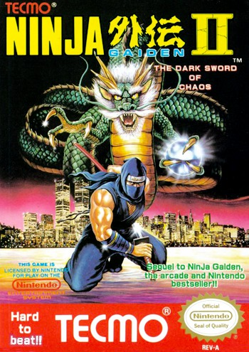 Ninja Gaiden 2 II