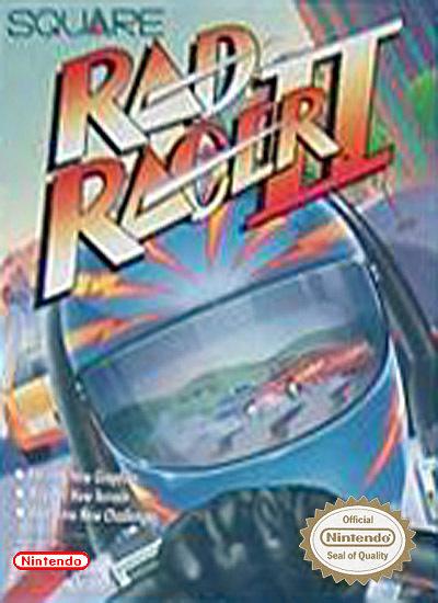 Rad Racer II 2