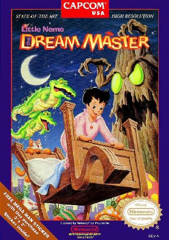 Little Nemo Dream Master