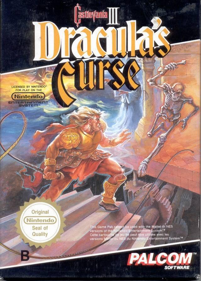 Castlevania 3: Draculas Curse