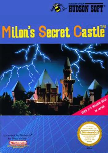 Milons Secret Castle