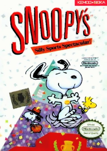 Snoopys Silly Sports